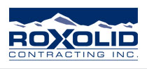 Roxolid Contracting